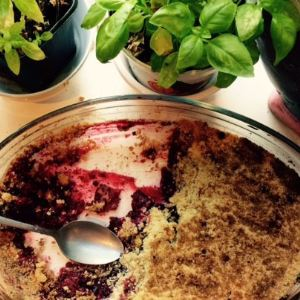 Autumn Crumble Recipe