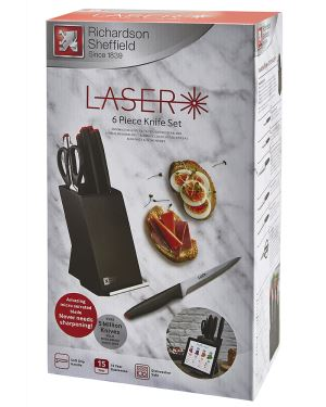 Laser 6pc Packaging