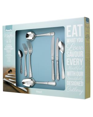 Bead 44 Piece Dinner Party Sets