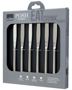 Metropole Posh Extras Steak Knives