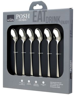 Oxford Posh Extras Latte Spoons