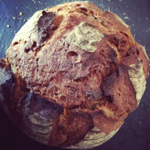 Yorkshire Leaven Loaf